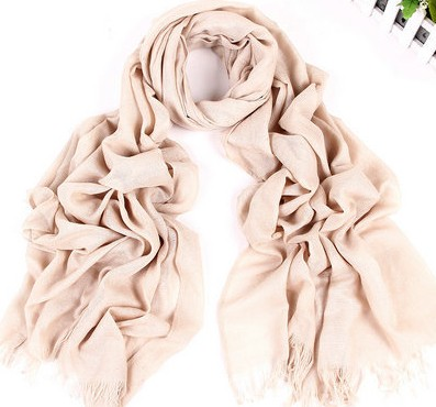 Zachte Katoen Lange Sjaal/Hijab