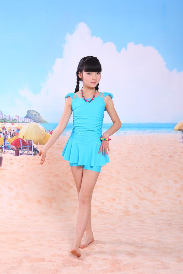 Meisje Zwempak-419