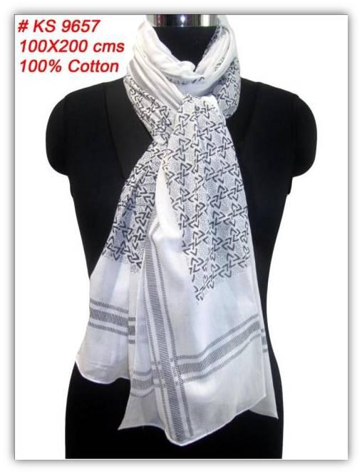 Hijab/Hoofddoek 100% Katoen