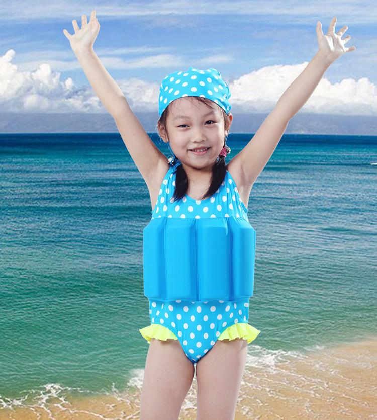 Meisje Zwempak – Drijvend