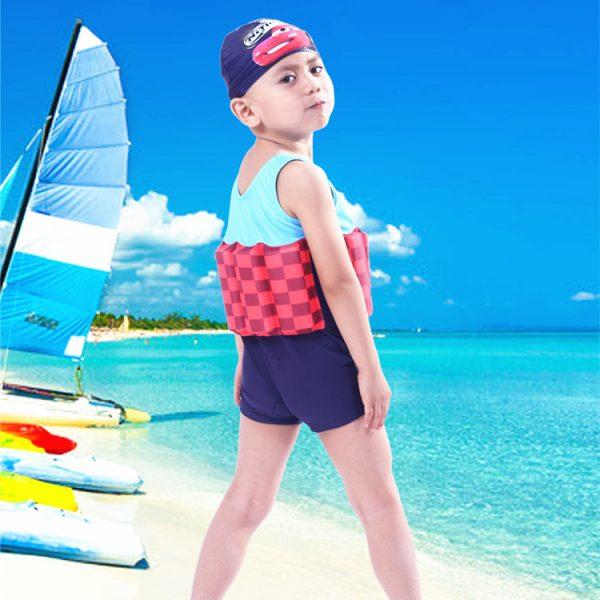 Jongen zwempak - Drijvend -436