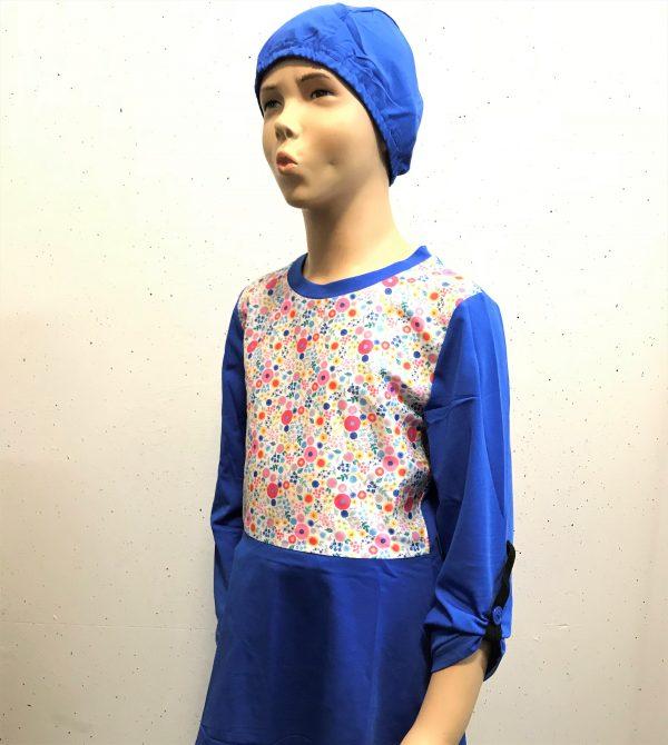 """nieuwe in de collectie"" Burkini AKM1807 - Top Kwaliteit Meisje Zwempak-831"