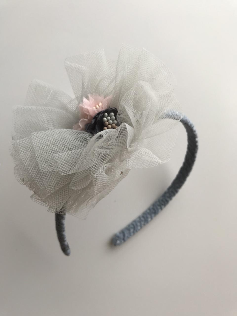 Luxe Haarband Bloom (hand Gemaakt)-1012