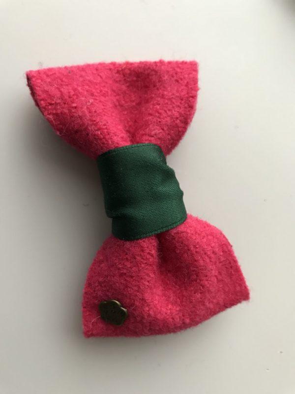 Haarbloemetjes clip (hand gemaakt)-1126