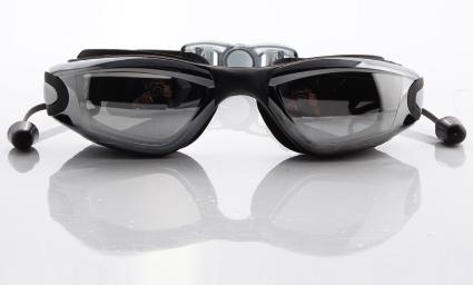 Unisex Zwembril Met Oordopjes-1233
