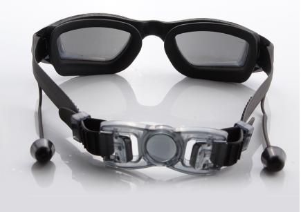 Unisex Zwembril Met Oordopjes