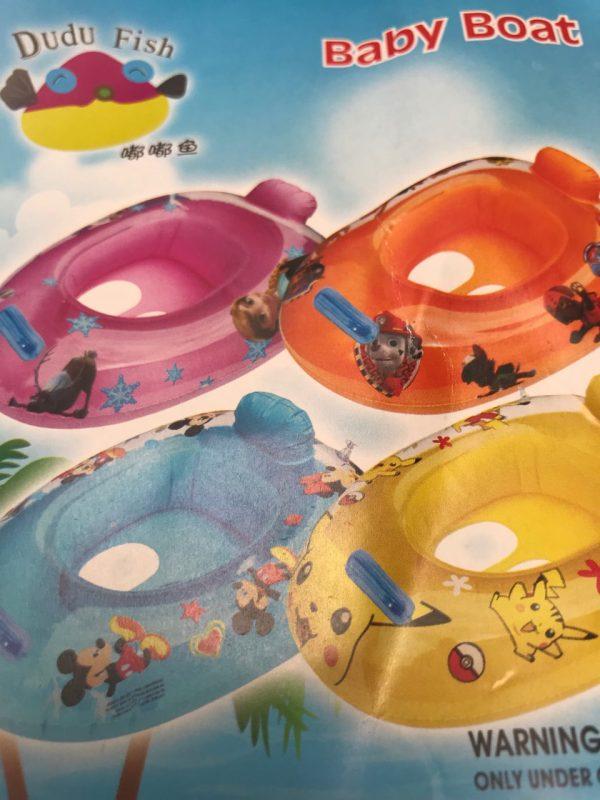 Kinder Zwemband (leeftijd 1-2 jaar)-0